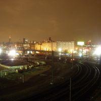 sunnyside at night, Квинс