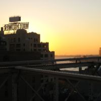 Watchtower New York Sunset, Кев-Гарденс