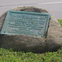 Military Road 1801, Кенмор