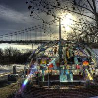 Healing Circle Arbor, Кингстон