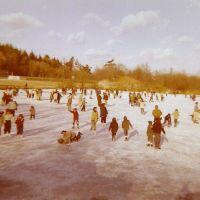 Dinkys Pond, circa mid 50s, Кингстон