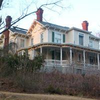 Edgar B. Newkirk house, 1870, Кингстон