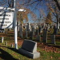 Clarence Center Cemetery, Кларенс-Сентер