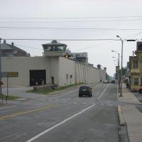 Dannemora (Plattsburg), prison «Clinton Correctional Facility», New York State, Клинтон