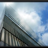 Tocaré el cielo otra vez...- I will touch the sky again... - Building - New York - NY, Коринт