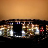 Shea Stadium (Home of The NY Mets), Willets Point, Queens, New York, September 2008, Корона