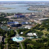 Flushing Meadows–Corona Park, Queens NY (August 2007), Корона