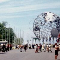 July 64, Unisphere from south, Корона