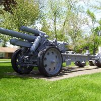 SHF 18 150mm Howitzer Lancaster NY, Ланкастер