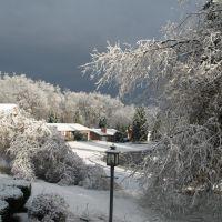 ice storm Dec 12, 2008, Латам