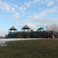 Latham Ridge Playground, Jan 2nd, 2011, Латам