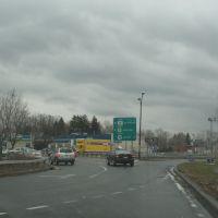 Latham Traffic Circle, Латам