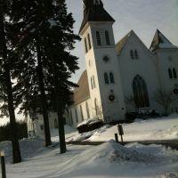 Newtonville United Methodist Church, Латам