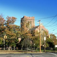 Russell Sage Church, Лауренс