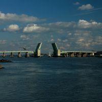 Atlantic Beach Bridge, Лауренс