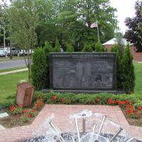 WTC memorial (Cedarhurst Park), Лауренс