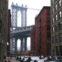 dumbo (view of manhattan bridge), Лейк-Плэсид