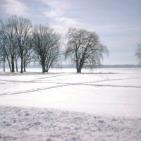 Onondaga Lake Park in Winter, Ливерпуль