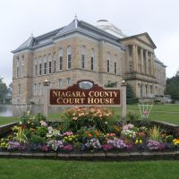 Niagara County Courthouse - Lockport, NY, Локпорт