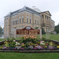 Niagara County Courthouse - Lockport, NY, Локпорт