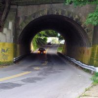 Spring Street Tunnel, Lockport, NY, Локпорт
