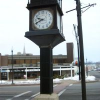 NCCC Clock of Lockport, Локпорт