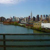 new york east side (from brooklyn), Лонг-Айленд-Сити
