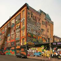 5 Pointz - Graffiti Building, Long Island City, New York, Лонг-Айленд-Сити