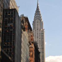 Chrysler building of New York - NYC - USA, Лонг-Айленд-Сити