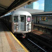 Subway, Лонг-Айленд-Сити