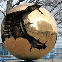 联合国总部-【破碎的地球】-意大利赠送, Лонг-Айленд-Сити