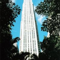 Rockefeller Center,  New York City, Лонг-Айленд-Сити