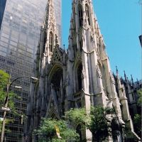 St. Patricks Cathedral, New York, Лонг-Айленд-Сити