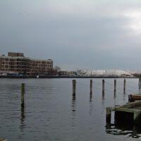 Barnum Island Wharf, Лонг-Бич