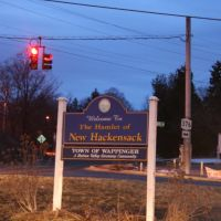 New Hackensack is an AREA not a Hamlet, Майерс-Корнер