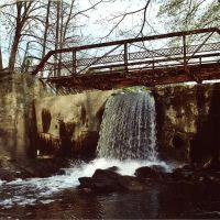 Greens Pond Waterfall, Майерс-Корнер
