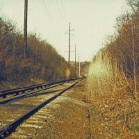 Eastbound LIRR Tracks, Great Neck, NY, Манхассет