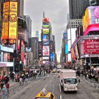Times Square. Manhattan., Манхаттан