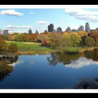 Central Park (New York, United States), Манхаттан