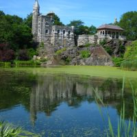 Belvedere Castle, New York City, Манхаттан