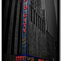 Radio City Hall, Манхаттан