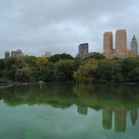 Central Park and New York - NYC - USA, Манхаттан