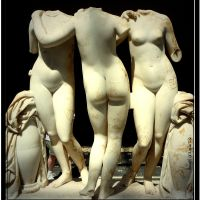 The Three Graces - Metropolitan Museum of Art - New York - NY, Манхаттан
