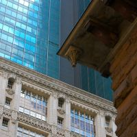 Glass, Bricks and Stone, Манхаттан