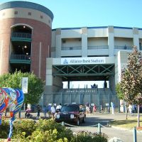 Syracuse Chiefs - Alliance Bank Stadium, Маттидейл