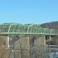 Troy-Menands Bridge, Менандс