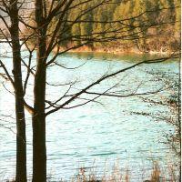 Green Lakes State Park, NY, Миноа
