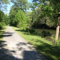 canal path, Миноа