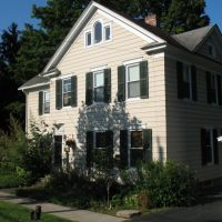 205 North St., Manlius, NY  House from 1850, Миноа