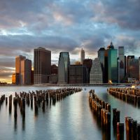 NYC Skyline, Норт-Вэлли-Стрим